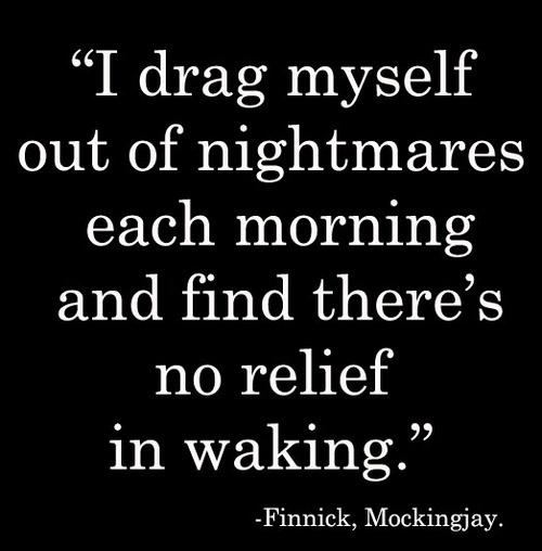 Nightmares....
